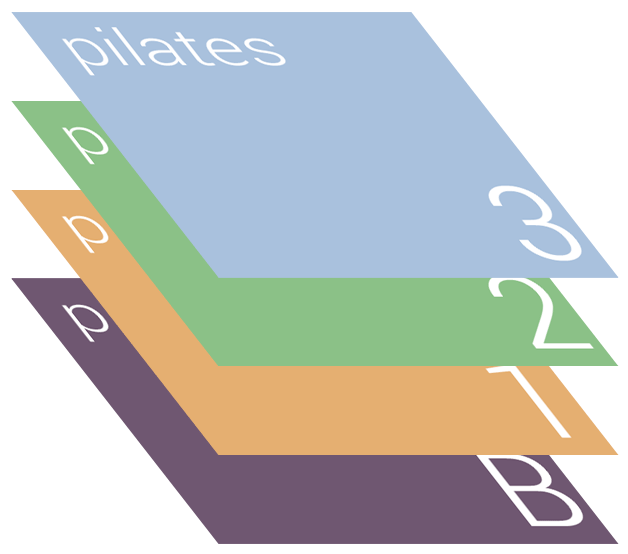 4 Levels of Pilates Classes