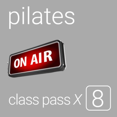 Class Pass Xtra - 8 Classes