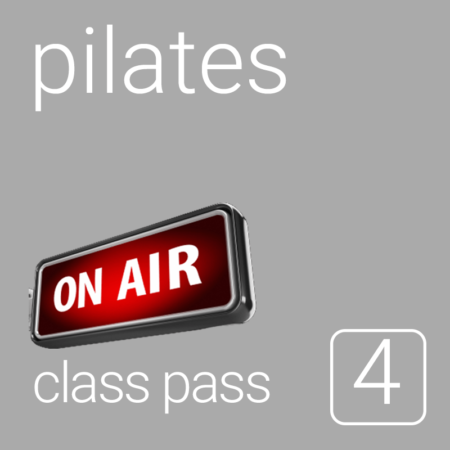 Class Pass - 4 Online or In-Person Classes
