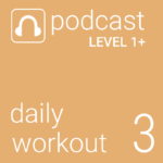 Daily Workout 3 - An Audio Pilates Routine