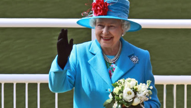 Her Majesty - Another Sciatica Sufferer