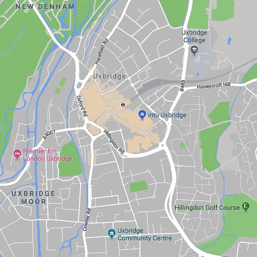 Classes in Uxbridge, Hayes, Ickenham, West Drayton ...