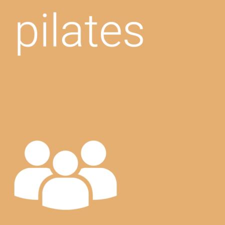 In-Person Pilates Classes