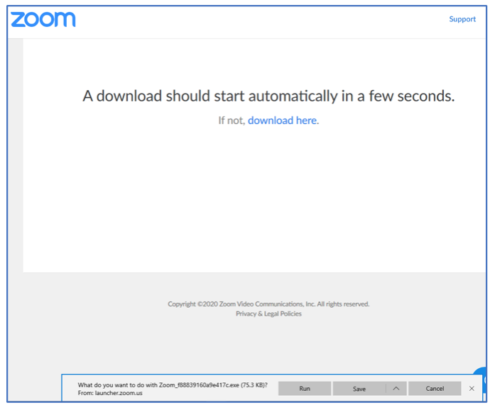 User Guide - Join Zoom class