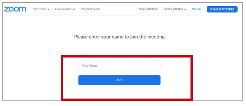 User Guide - Enter Your Name