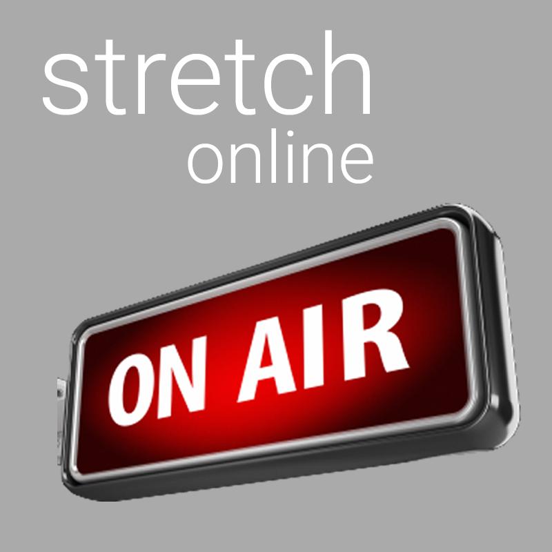 Online Stretch & Relax Class