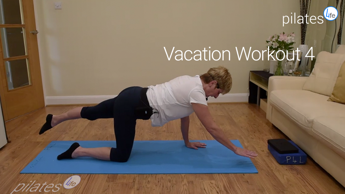 Vacation Workout 4