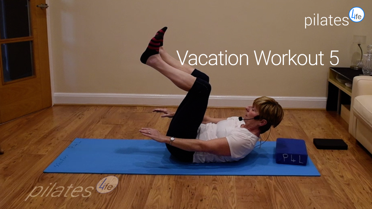 Vacation Workout 5