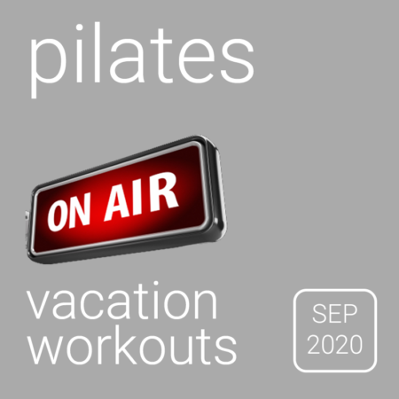 Vacation Video Workouts