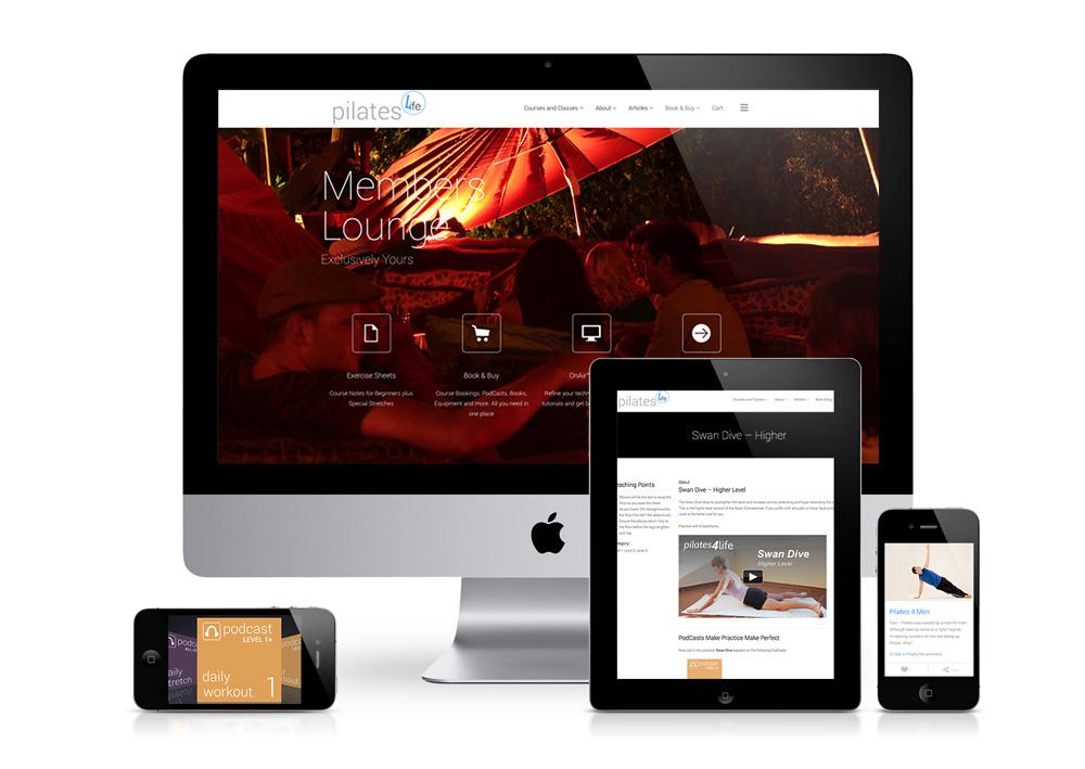 Online Support on Desktop, Tablet and Mobile