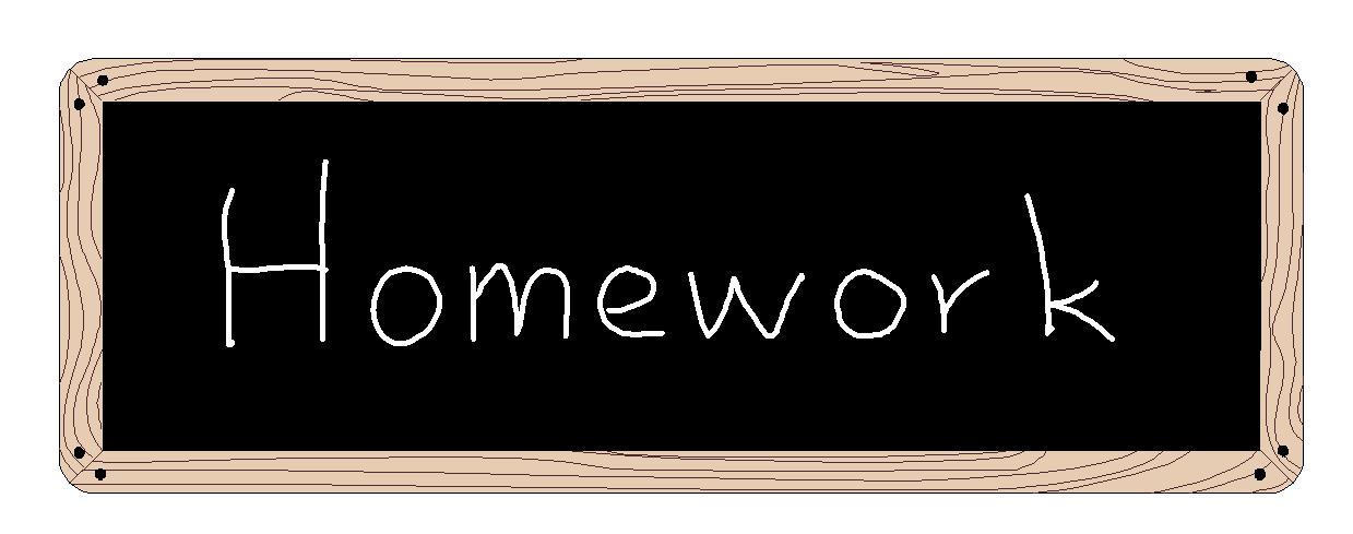 always do your homework