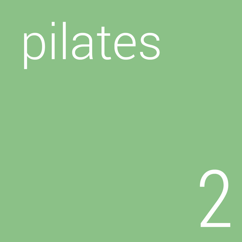 Pilates - Level 2, Intermediate