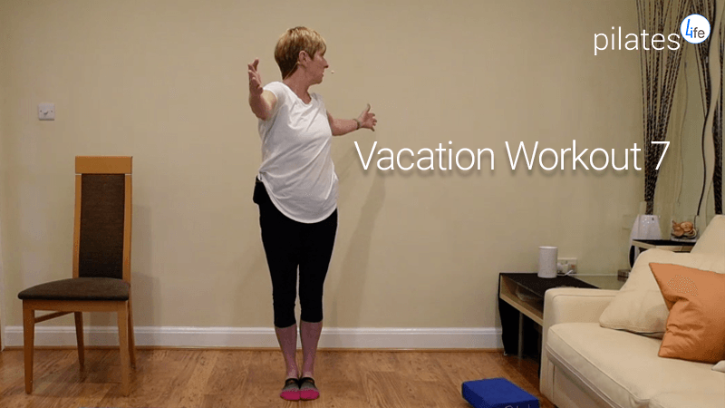 Vacations Workouts
