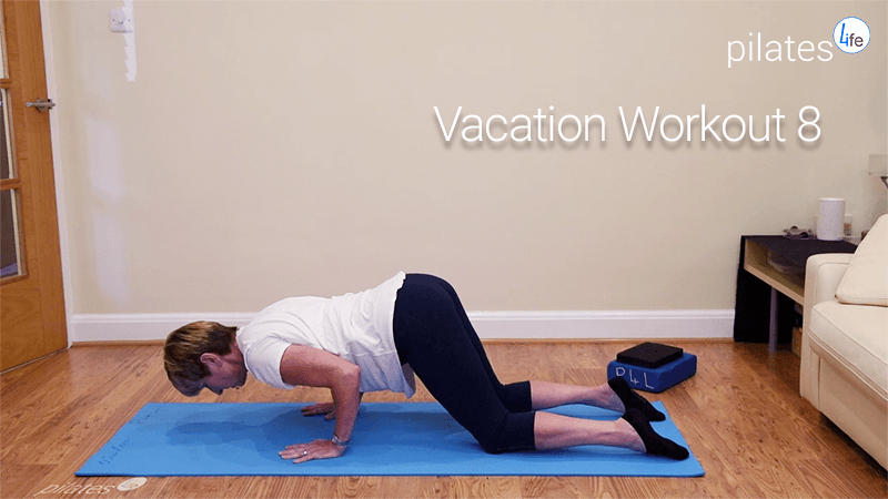 Vacation Workout 8