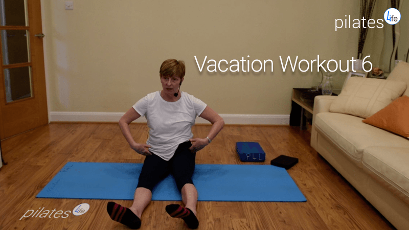 Vacation Workout 6