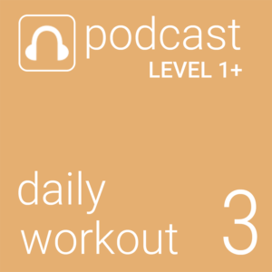 Daily Workout 3 - An Audio Pilates Routine